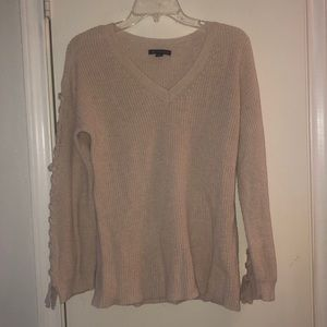 American Eagle Outfitters Sweaters - Cream Sweater from American Eagle